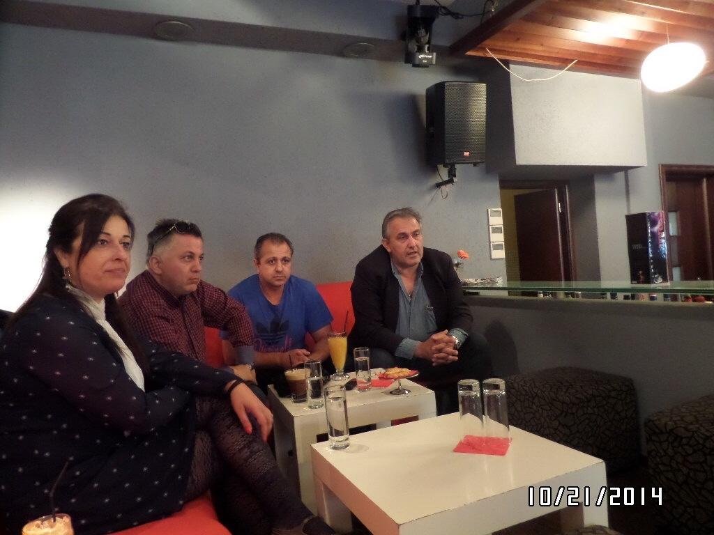 Συνέντευξη τύπου του Α.Ο. Ορμή και του Δήμου Παγγαίου – Για το Πανελλήνιο Πρωτάθλημα Πυγμαχίας Παίδων και Παμπαίδων που θα διεξαχθεί στην Ελευθερούπολη  (24-27/10)