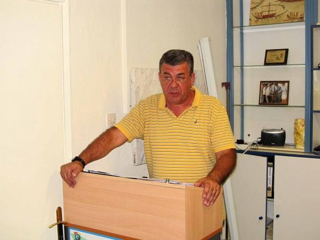 Βασίλης Κυριακούδης: «Μπαίνει στην κατάψυξη  ένα μεγάλο κομμάτι της διαιτητικής μου ζωής»