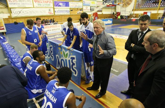 Στιβ Γιατζόγλου: «Καταφέραμε να πάρουμε ένα δύσκολο παιχνίδι αλλά είμαι συγκρατημένος όσον αφορά τη συνέχεια»
