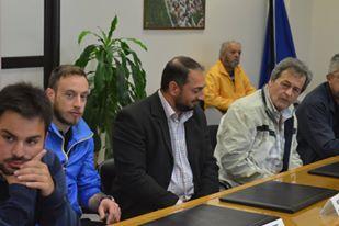 Ο Στέλιος Ζημιλιάγκος είναι ο νέος πρόεδρος του Ορφέα Ελευθερούπολης και Αντιπρόεδρος ο Χρήστος Μποσμπότης