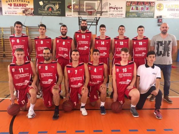 Την 19η νίκη πέτυχε ο ΓΣ Ελευθερούπολης για  το πρωτάθλημα ανδρών της ΕΚΑΣΑΜΑΘ