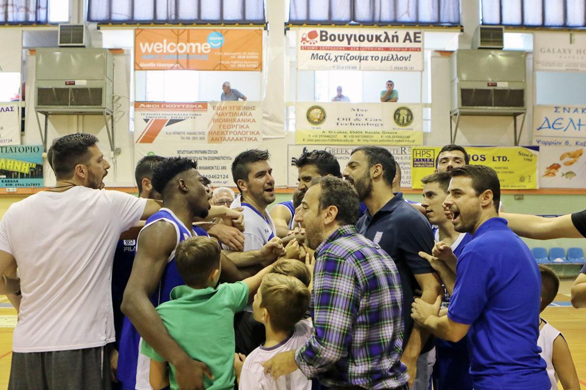Τον Παπάγου φιλοξενεί την Τετάρτη (20/9) η  Ένωση Καλαθοσφαίρισης για το κύπελλο Ελλάδας