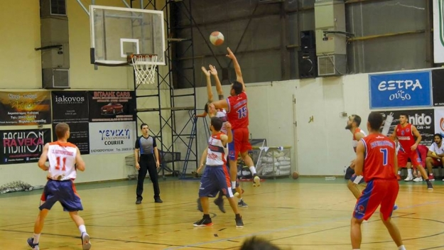 Για την 6η αγωνιστική του 4ου ομίλου της Γ' Εθνικής – Ο ΓΣ Ελευθερούπολης νίκησε (86-80) τον Πολύγυρο και έπιασε κορυφή