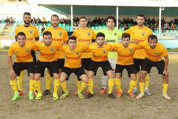 Χέρι χέρι βαδίζουν Κεραυνός Πέρνης  και ΑΕΚ Καβάλας που νίκησαν για την 18η αγωνιστική