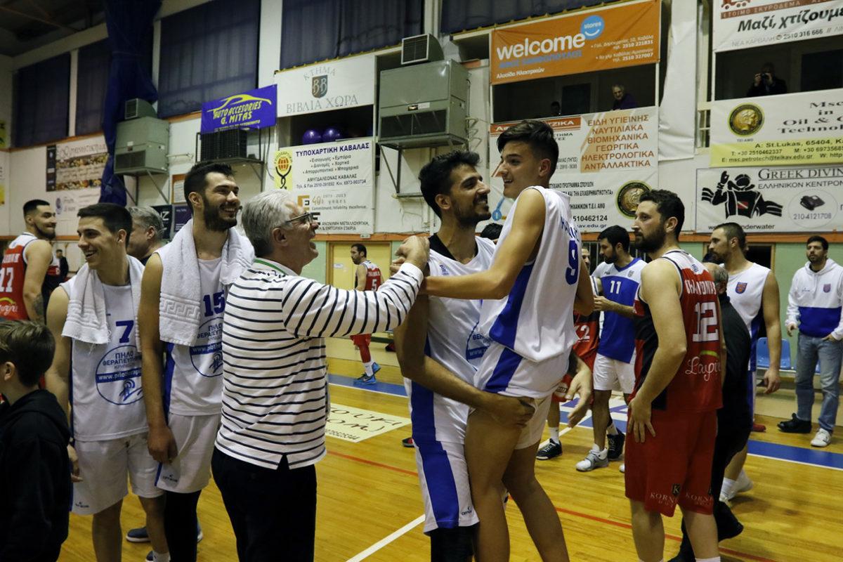 Η Ένωση την Κυριακή (25/2) στο Μεσολόγγι θέλει τη νίκη στο ντέρμπι με τον Χαρίλαο Τρικούπη