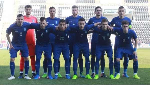 Διεθνής αγώνες της Εθνικής Ελπίδων στην Ξάνθη με το Σαν Μαρίνο και την Τσεχία