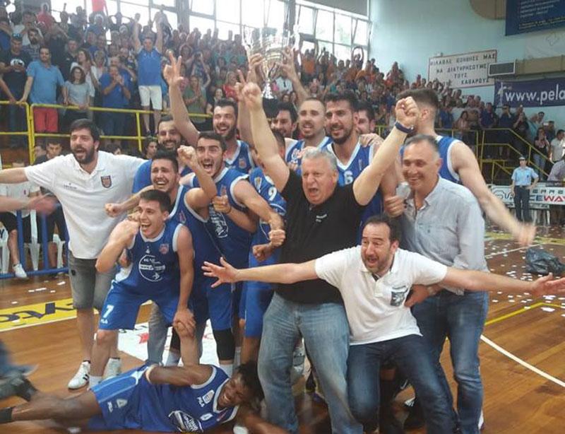 Η Ένωση πανάξια στην Α2 κατηγορία αφού νίκησε στις Σέρρες τους Ικάρους με 51-63