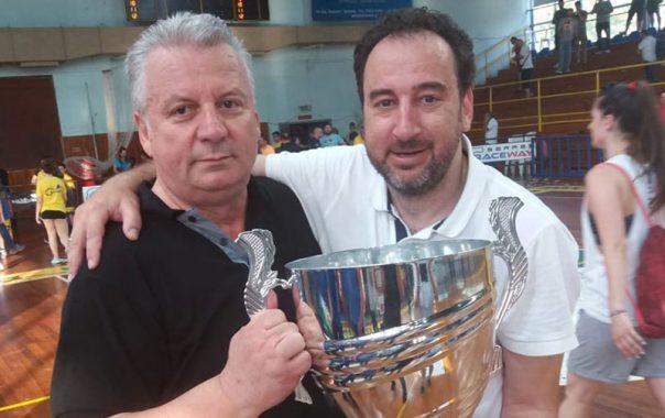 Ο Ανδρέας Καραπιπερίδης παραμένει στον πάγκο της Ένωσης Καλαθοσφαίρισης Καβάλας