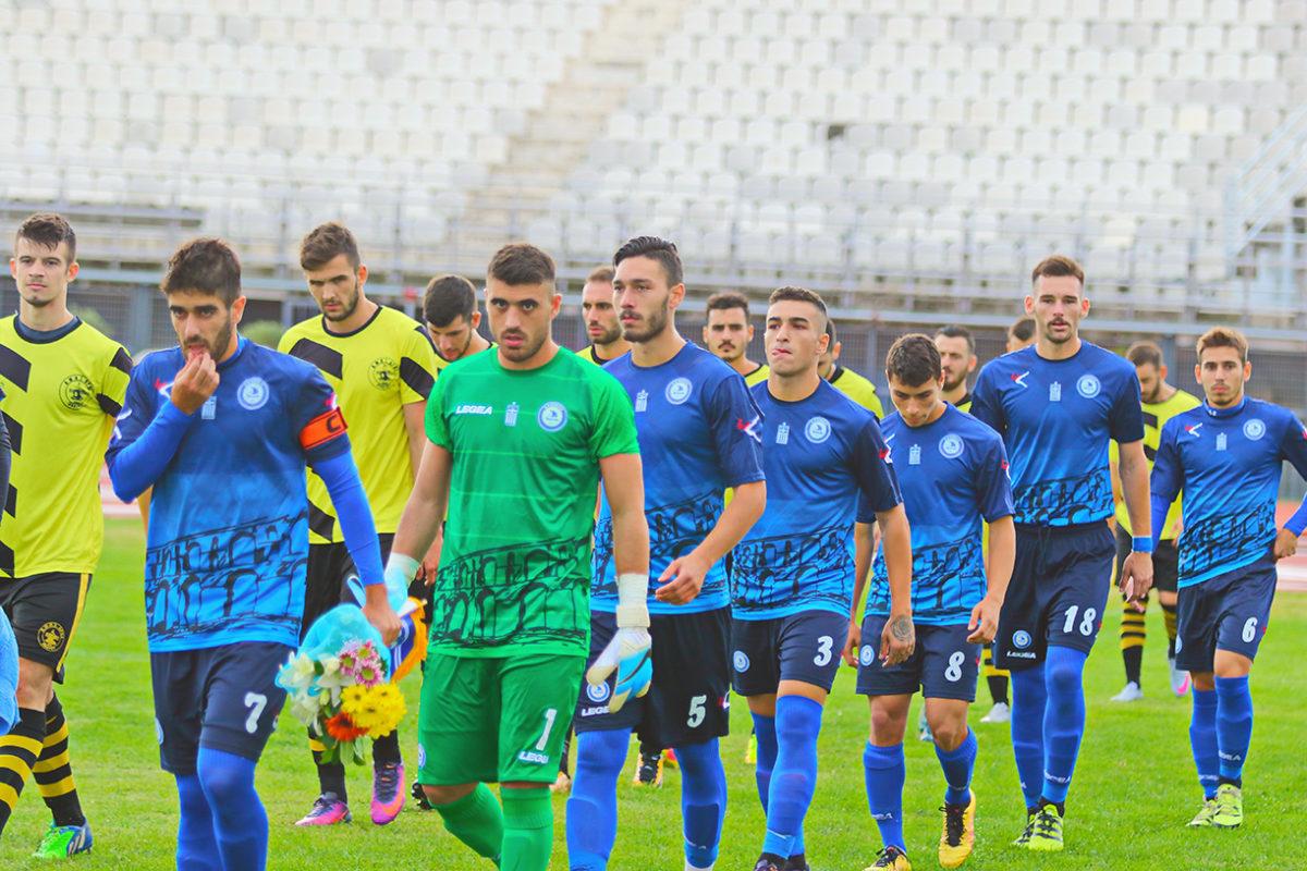 Με τον ΟΦ Ιεράπετρας ο Α.Ο.Κ. με φόντο τον ημιτελικό του κυπέλλου Ερασιτεχνών Ελλάδας