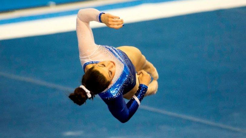 Στο Πανελλήνιο Πρωτάθλημα Ενόργανης Γυμναστικής – Η 26χρονη αθλήτρια Ιωάννα Ξουλόγη κατέκτησε τον τίτλο Πρωταθλήτριας Ελλάδας στο σύνθετο ατομικό