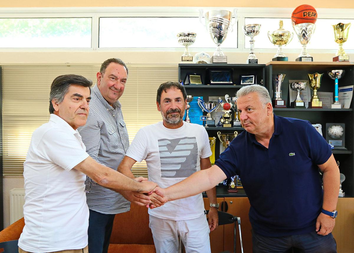 «Συγκοινωνούντα δοχεία» στον χώρο του μπάσκετ αποτελούν Ένωση Καλαθοσφαίρισης και Βύρωνας