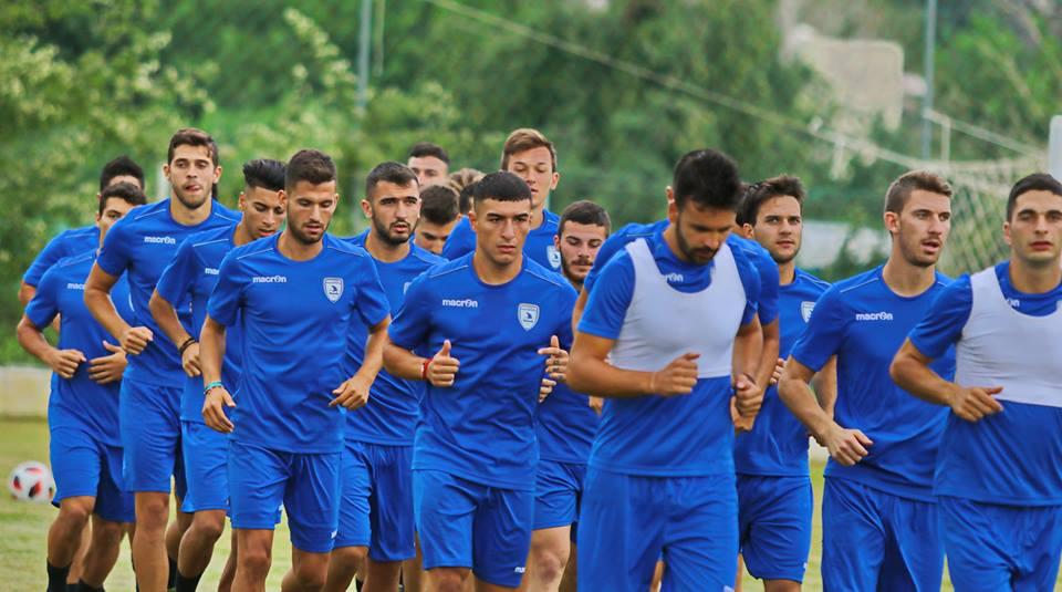 Στην 1η φάση του κυπέλλου Ελλάδας ο Α.Ο.Κ. παίζει με τα Γιαννιτσά στο «Ανθή Καραγιάννη» την Κυριακή 26 Αυγούστου