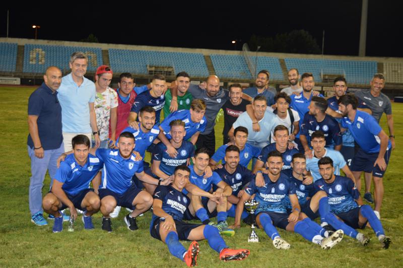 Δίκαια ο Α.Ο.Κ. νίκησε στον τελικό του Super Cup της Ε.Π.Σ. Καβάλας, τον Κεραυνό Πέρνης με (2-0)