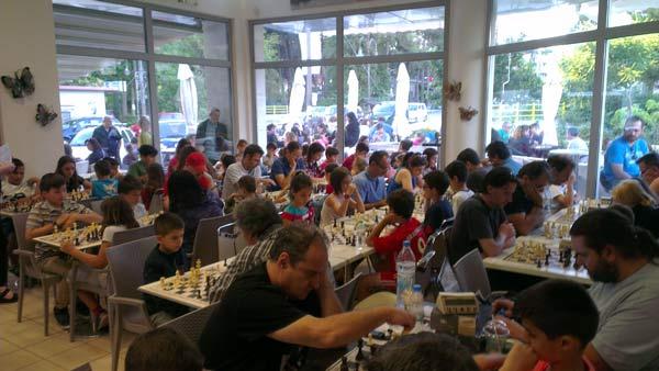 Στις 29-30  Σεπτεμβρίου διεξάγεται στη Θάσο το 7ο σκακιστικό τουρνουά