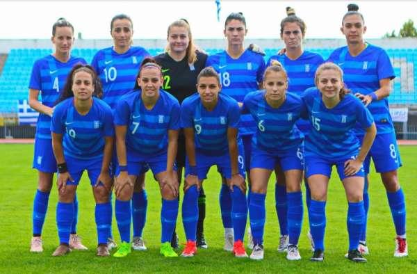 Άψογη διοργάνωση του φιλικού αγώνα γυναικών Ελλάδας-Σλοβακίας στο «Ανθή Καραγιάνννη»