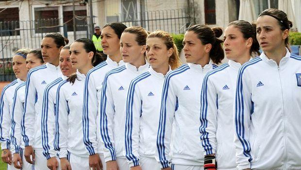 Η Εθνική γυναικών παίζει μπάλα την Κυριακή (11/11) στο «Ανθή Καραγιάννη» με την Σλοβακία