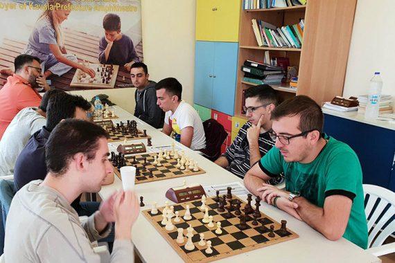 Ξεκίνησε το φθινοπωρινό Τουρνουά & Προκριματικοί Κ18 Ανατολικής Μακεδονίας και Θράκης στο σκάκι