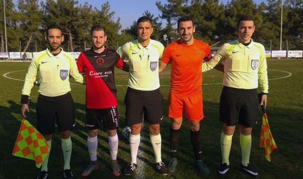 Πονηρή είναι η 11η αγωνιστική στον 1ο όμιλο  της Γ' εθνικής για τις 4 ομάδες του νομού Καβάλας