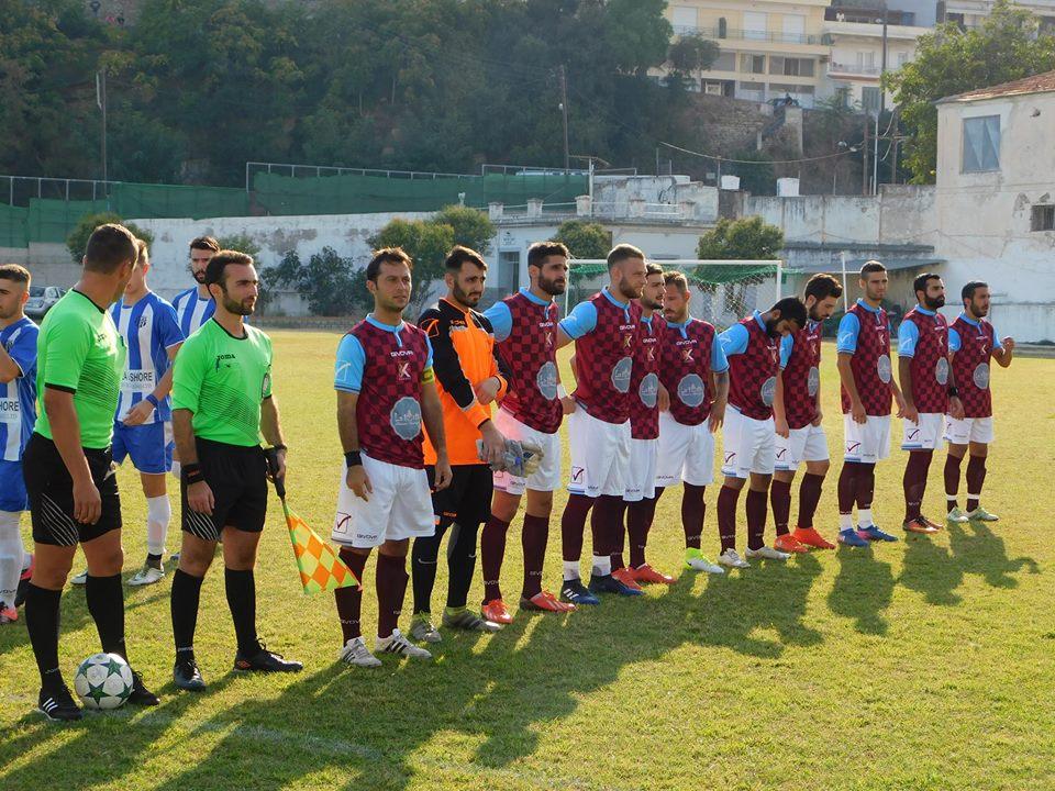Ο Βύρωνας Καβάλας πέρασε μόνος πρώτος αφού νίκησε τον Ορφέα Ελευθερούπολης με (1-0)