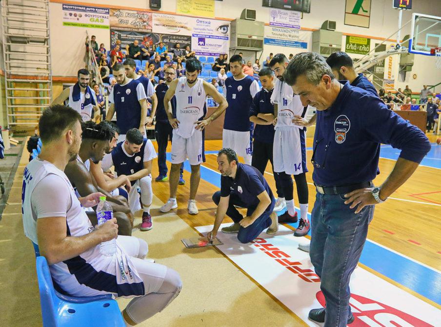 Διασυρμός της κάκιστης Ένωσης Καλαθοσφαίρισης και βαριά ήττα μέσα στον Κόροιβο με 95-61
