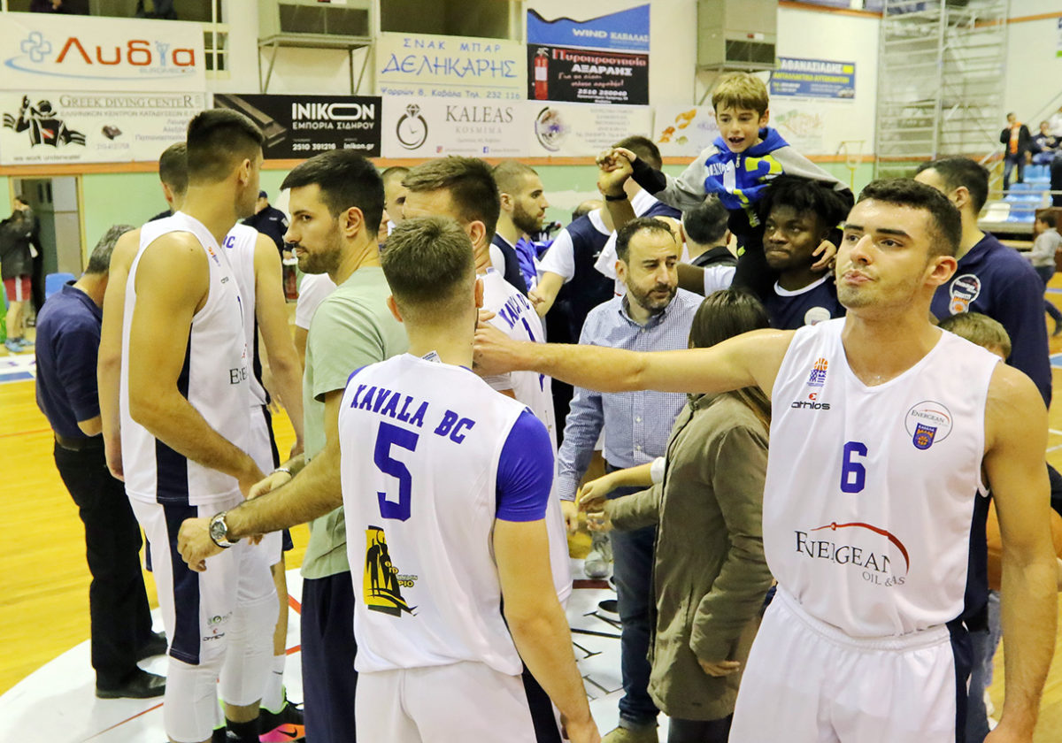 Παίζοντας με πάθος και ψυχή η Ένωση ξεπέρασε με επιτυχία το εμπόδιο της Καστοριάς με σκορ 76-67