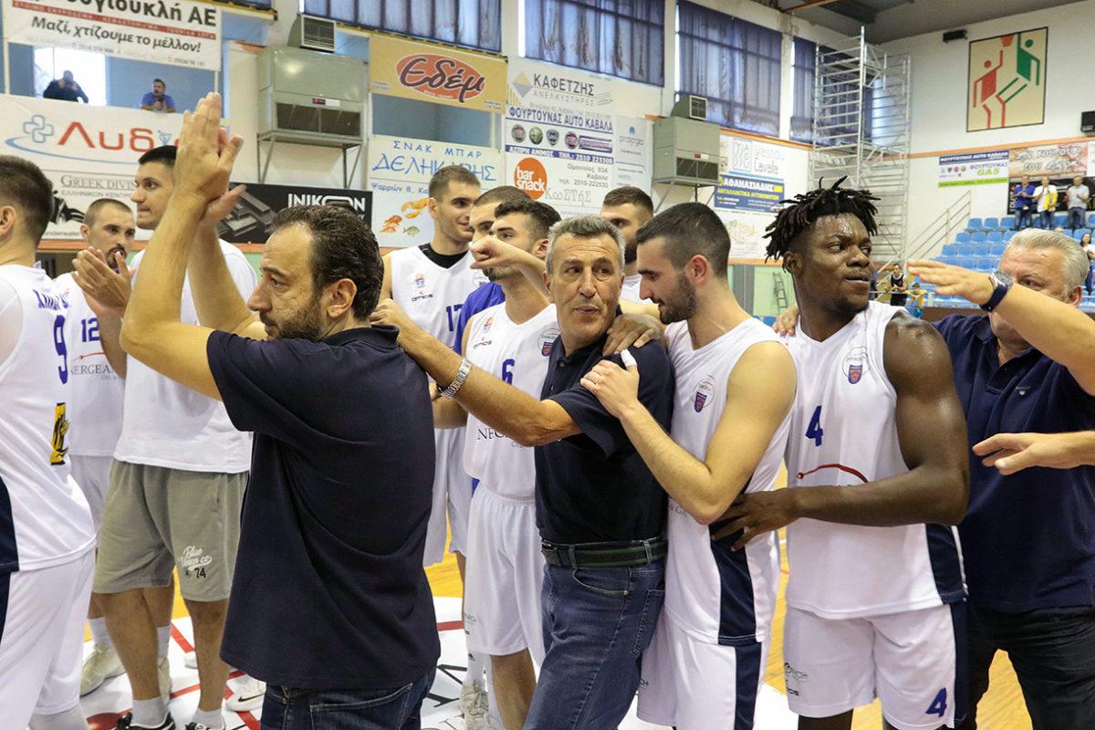 Μόνο νίκη κόντρα στην Καστοριά θέλει το απόγευμα του Σαββάτου (16/2) η Ένωση Καλαθοσφαίρισης Καβάλας