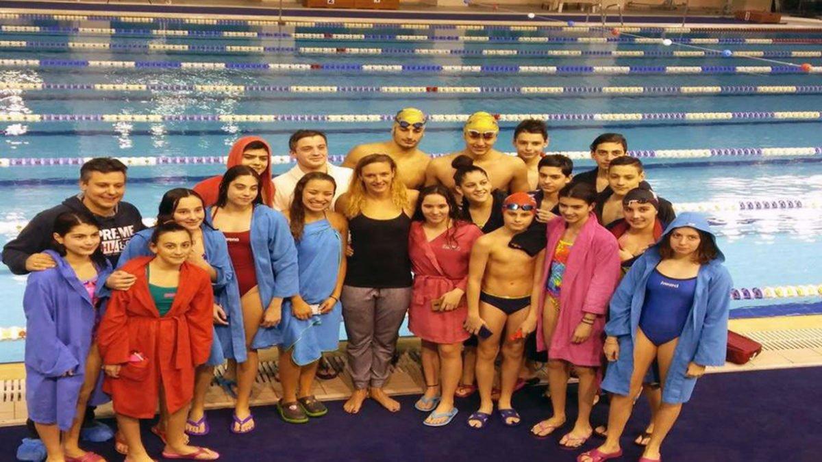 ΟΘΑΚ: «Κάναμε ότι έπρεπε στη διεθνή κολυμβητική συνάντηση Απόστολος Πύλος 2019 της Καβάλας»