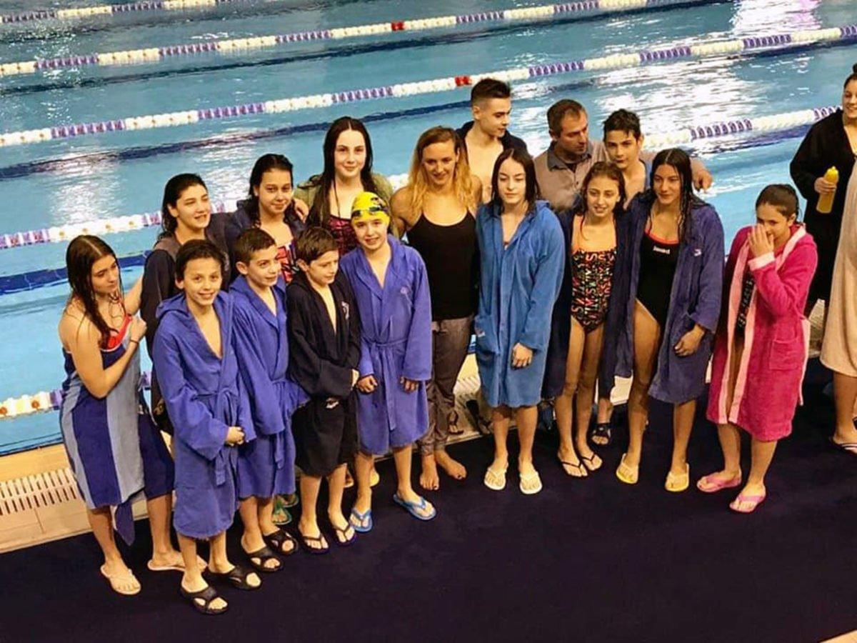 Οι διακρίσεις των αθλητών του ΝΟΚ στην 2η διεθνή κολυμβητική διοργάνωση που έγινε στην Καβάλα