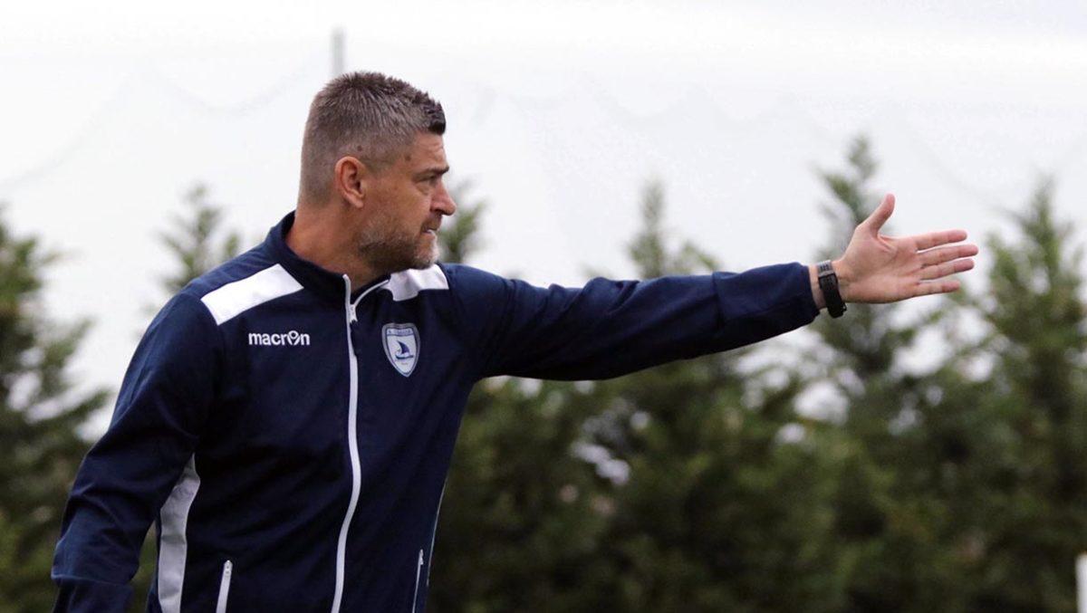 Παύλος Δερμιτζάκης: «Υπάρχουν 4 ακόμη ματς που είναι πολύ ύπουλα και απαιτούν σοβαρότητα»