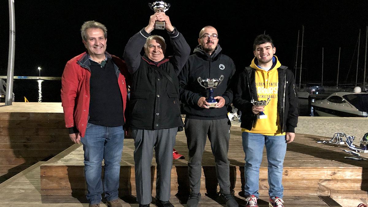 Ο Σάββας Μανελίδης ήταν νικητής στο τουρνουά Blitz «Λευκή Νύχτα»