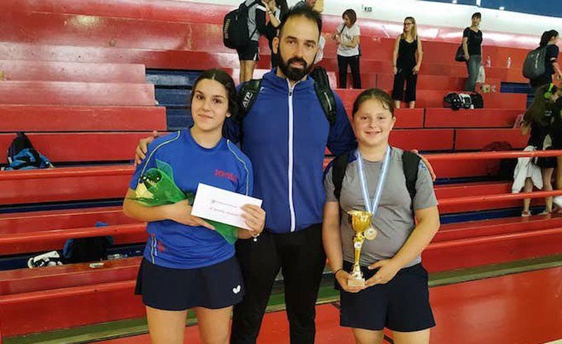 Αυλαία με σημαντική πρωτιά για την αθλήτρια Ζωή Καζάκου που αγωνίζεται με τον Α.Σ.Ε.Α. Καβάλας