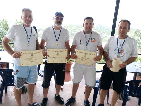 Σκοποβολή: Τέσσερα (4) μετάλλια για τον «Αετό»στον αγώνα που έγινε στο Δρακόντιο Θεσσαλονίκης