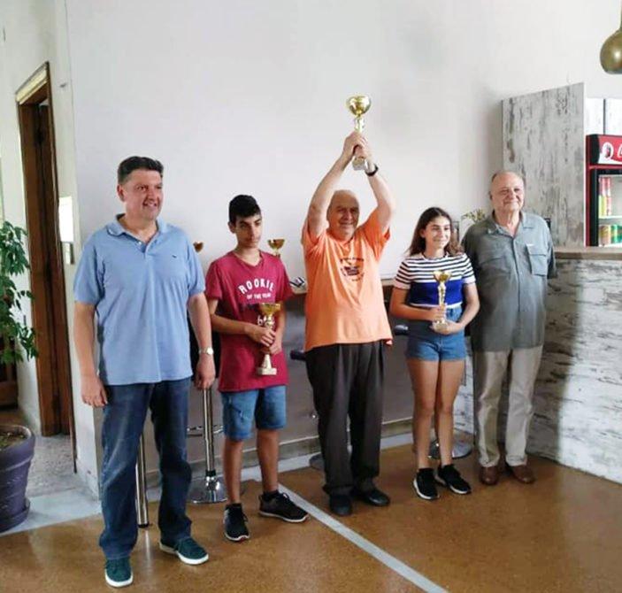 Νικητής ο Γρηγόρης Καλαμούκος στο ανοιχτό πρωτάθλημα σκάκι της ΑΜΘ