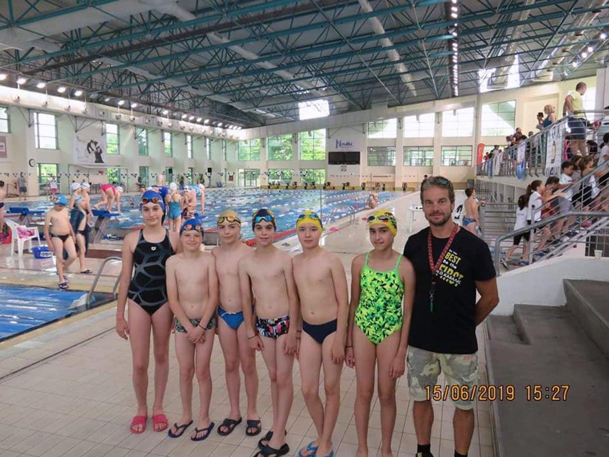 Ναυτικός Όμιλος Καβάλας – Διακρίσεις αθλητών του στους θερινούς αγώνες προαγωνιστικών κατηγοριών