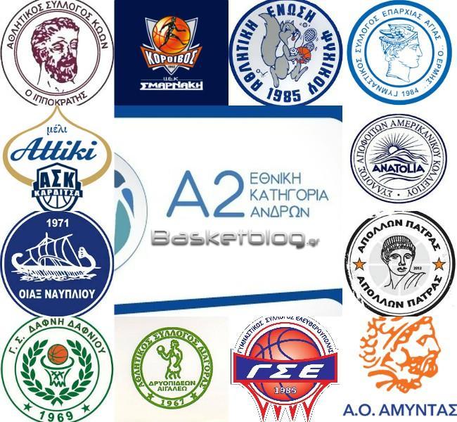 Συνεχίζεται το μεταγραφικό παζάρι των ομάδων που θα αγωνίζονται τη νέα σεζόν στην Α2 κατηγορία
