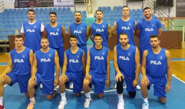 Η Ένωση Καλαθοσφαίρισης για το κύπελλο Ελλάδος νίκησε στον Πρωτέα Γρεβενών με 56-68