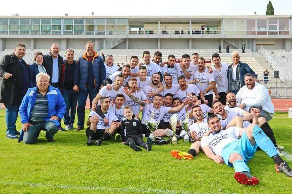 Ο Αετός Ορφανού νίκησε τον Θεσπρωτό με σκορ (2-1) και πανηγυρικά στην 4η φάση του κυπέλλου Ελλάδος