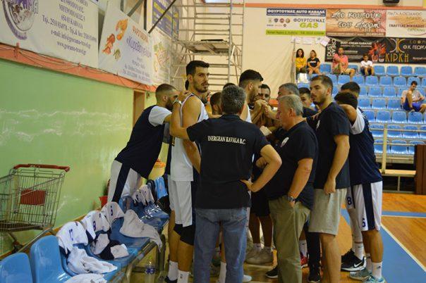 Η Ευκαρπία ήταν ανώτερη και δίκαια εντός έδρας επικράτησε της Ένωσης Καλαθοσφαίρισης Καβάλας με 73-59