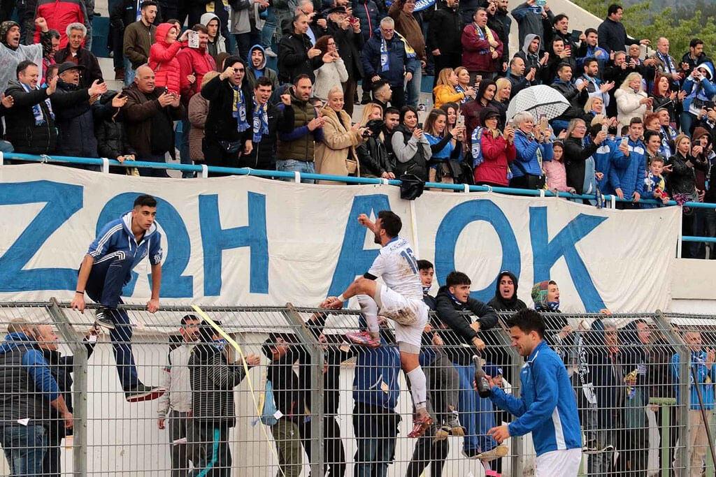 Με τον ΟΦΗ κληρώθηκε ο Α.Ο.Κ. στο πλαίσιο της 5ης φάσης του Κυπέλλου Ελλάδας