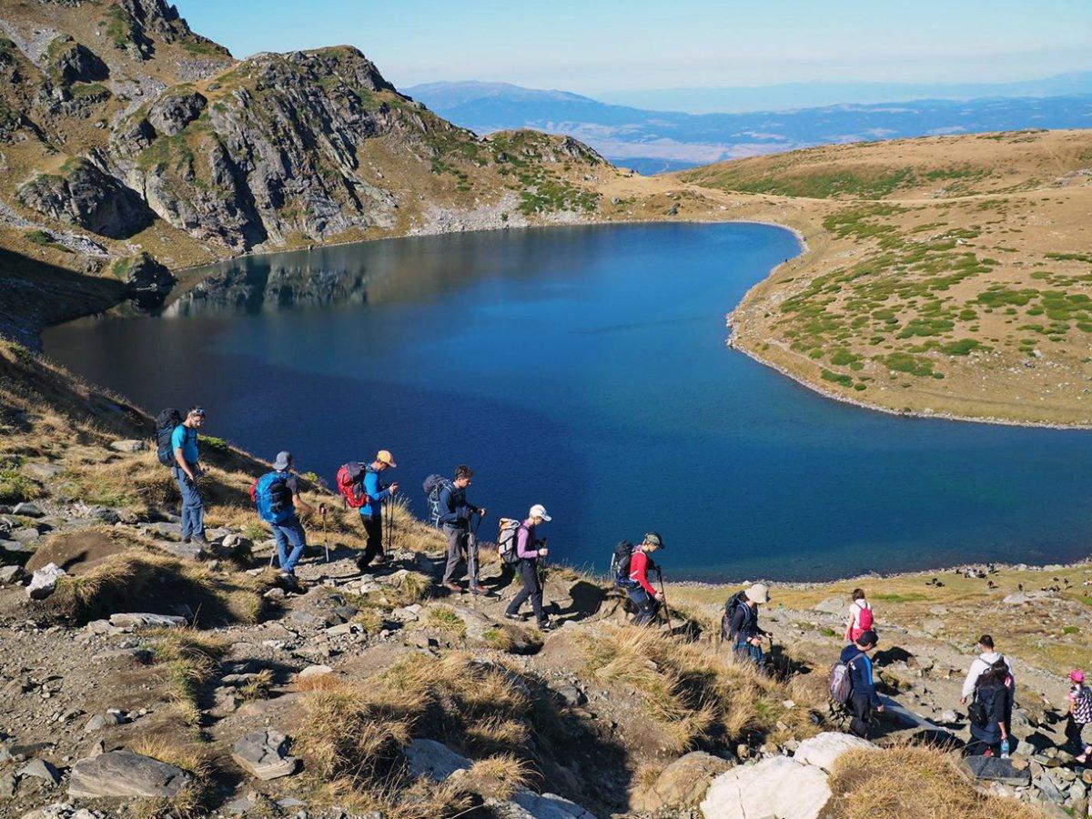 Με επιτυχία πραγματοποιήθηκε από τον Ε.Ο.Σ. Καβάλας η ανάβαση στην οροσειρά Rila της Βουλγαρίας
