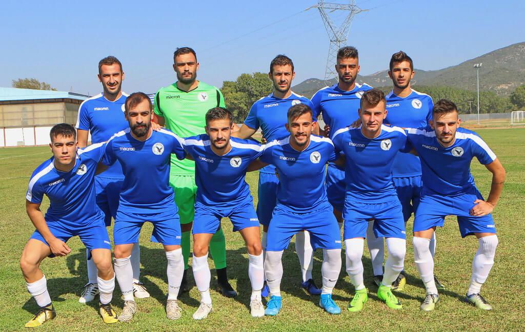 Οι διαιτητές των ματς για την 5η αγωνιστική  στον 1ο όμιλο της Γ' Εθνικής κατηγορίας