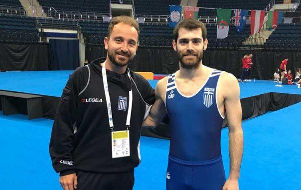 Στο Τόκυο με την Εθνικής Ελλάδος  για το Παγκόσμιο Πρωτάθλημα ο αθλητής του ΓΟ Καβάλας Νίκος Σαββίδης