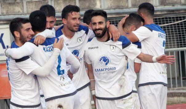 Ο Α.Ο.Κ. ήταν ομάδα όνειρο αλλά τελικά έχασε άδικα στο σπουδαίο ντέρμπι μέσα στην Ιεράπετρα με (3-2)