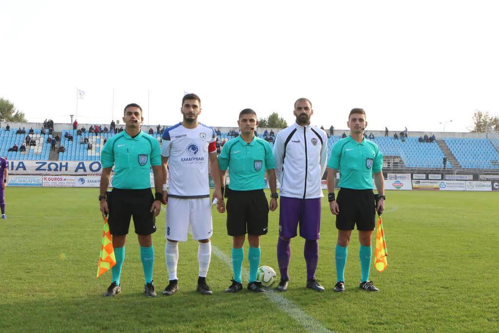 Ορίστηκαν από την Ομοσπονδία οι διαιτητές των αγώνων της 9ης αγωνιστικής της Football League