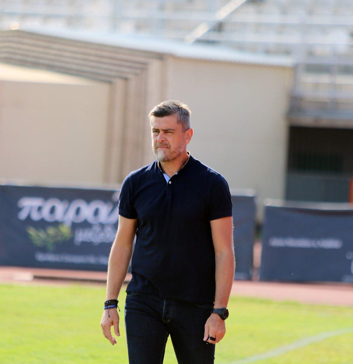 Παύλος Δερμιτζάκης: «Τιμή και δόξα στον φίλαθλο κόσμο μας που ήρθε στο γήπεδο και μας στήριξε»