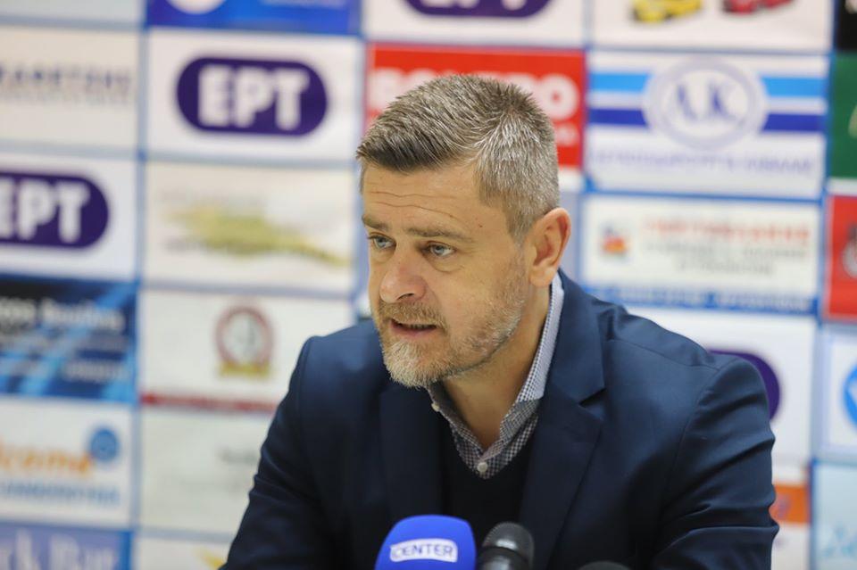 Ο Παύλος Δερμιτζάκης προανήγγειλε αλλαγές στον Α.Ο.Κ. στη διακοπή του πρωταθλήματος