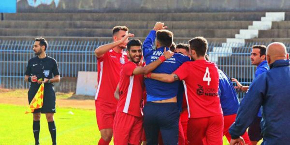Σπουδαία ματς διεξάγονται για την 12η  αγωνιστική στον 1ο όμιλο της Γ' Εθνικής
