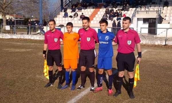 Μία νίκη και μία ήττα ήταν ο απολογισμός των  μικτών ομάδων της Ε.Π.Σ. Καβάλας στις Σέρρες