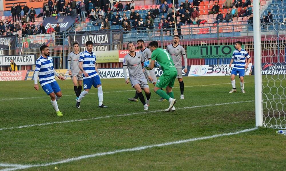 Επιβλητική νίκη του Α.Ο.Κ. μέσα στη Βέροια με (0-2) και για τα καλά στο κόλπο της ανόδου