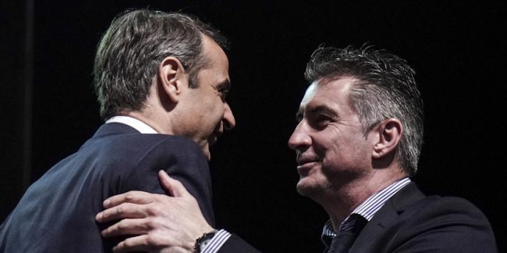 Ο Μητσοτάκης διέγραψε τον Θοδωρή Ζαγοράκη από ευρωβουλευτή της ΝΔ – Δεν πέφτει ο ΠΑΟΚ